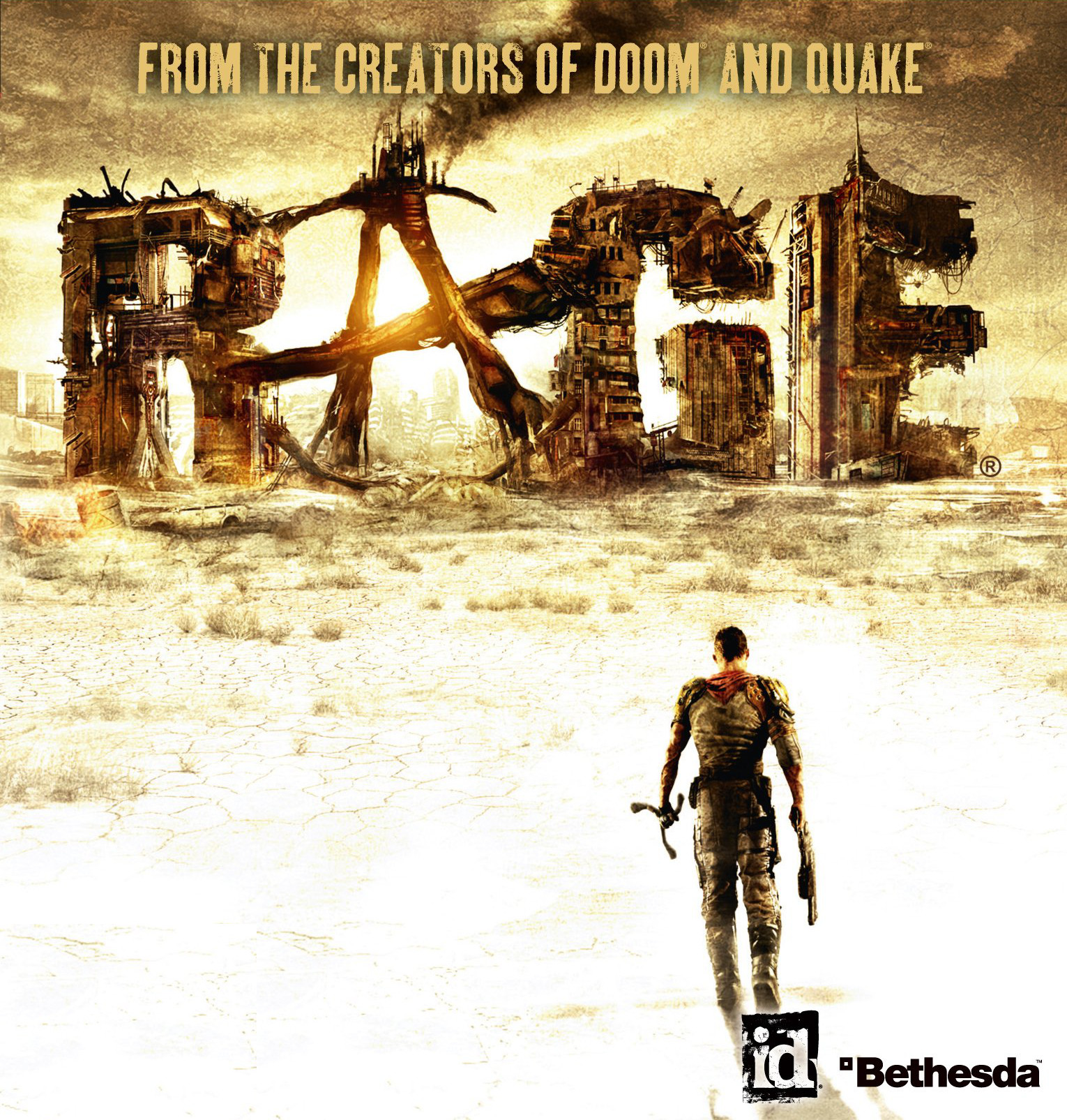 RAGE Windows, Mac, iOS, X360, PS3 game