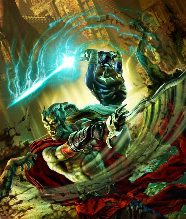 Legacy Of Kain Defiance Windows Game Mod Db
