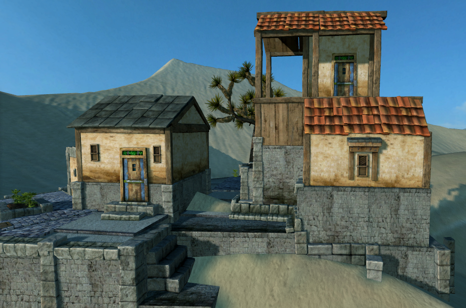 House with shadows image overgrowth mod db for 3d house building games online