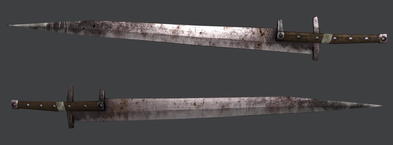 Image Gallery sword texture