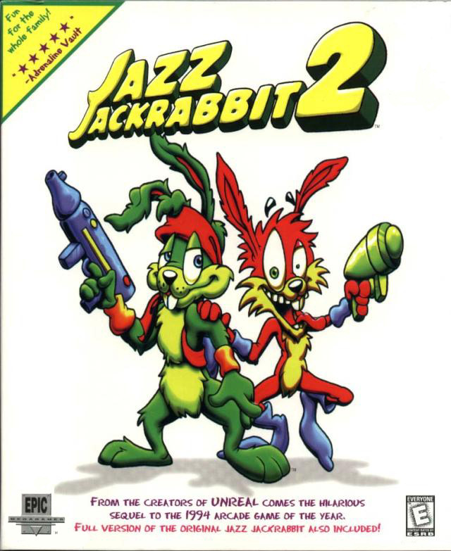 Jazz Jackrabbit 2 (PC)