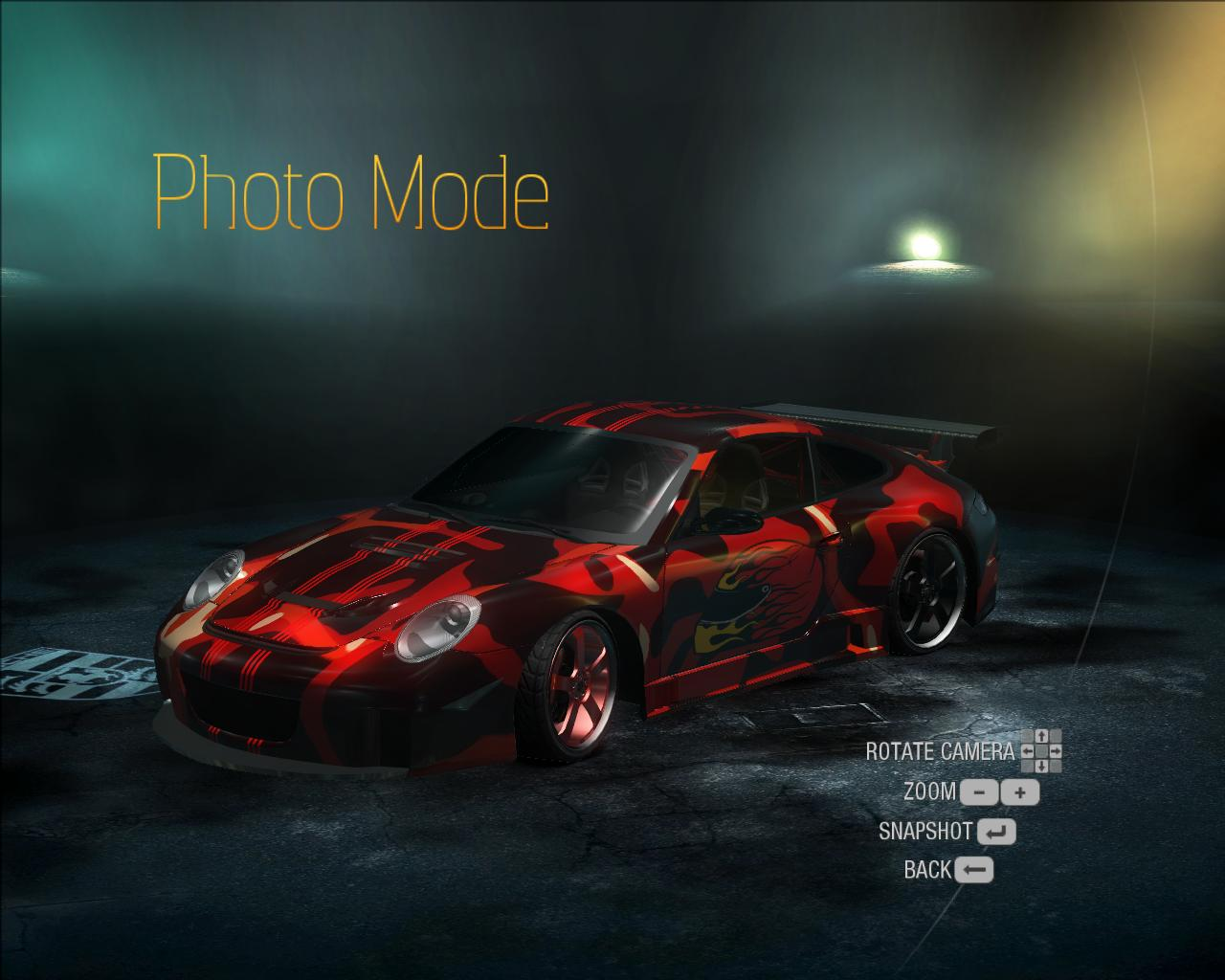 porsche 911 gt3rs image need for speed undercover mod db. Black Bedroom Furniture Sets. Home Design Ideas