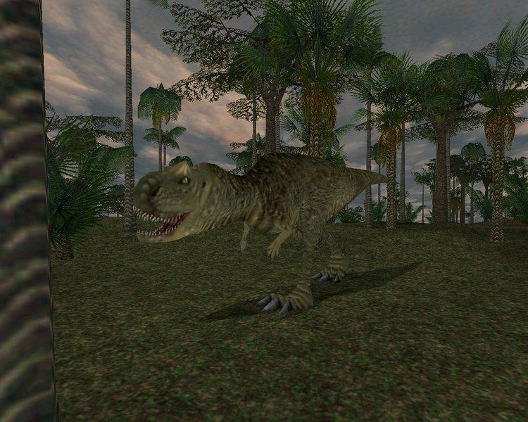Carnotaurs - Stalking image - Carnivores 2 - Mod DB