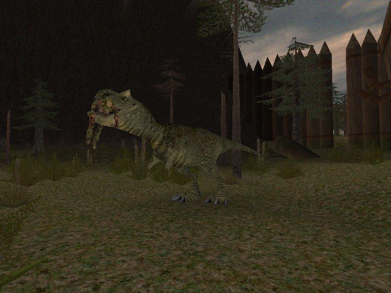 Carnotaurus image - Carnivores 2 - Mod DB