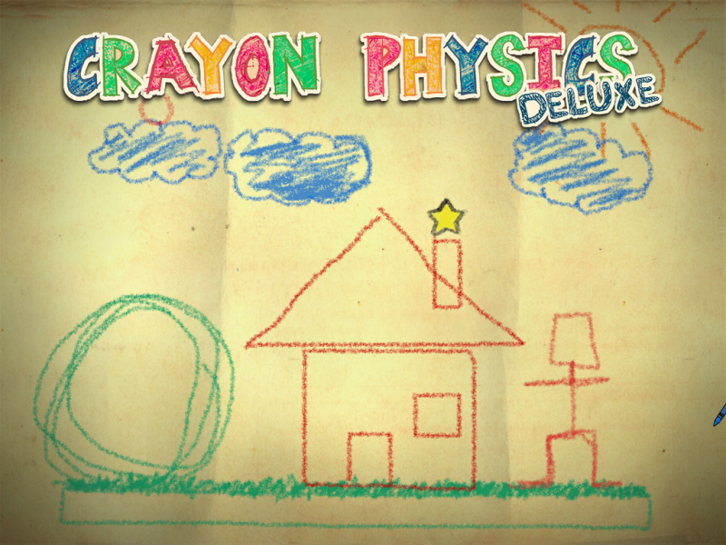 Crayon Physics Deluxe - Release 55.2 + Soundtrack [ADHDerby] Game