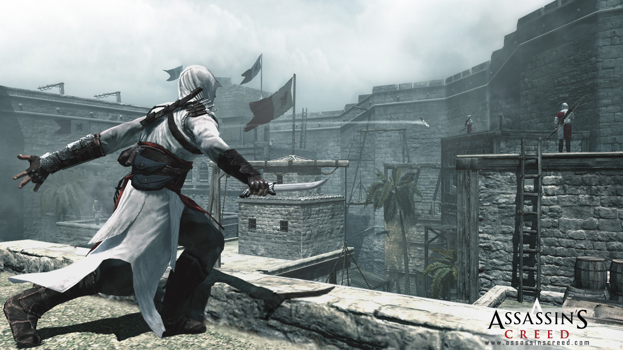 Throwing Knife image - Assassin's Creed - Mod DB