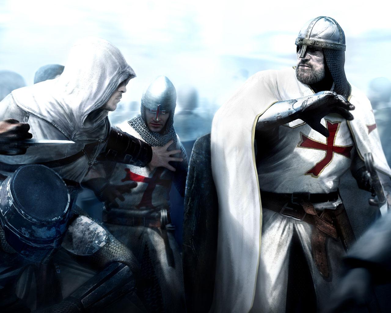 Ac1 Concept Art Wallpaper 6 Image Assassin S Creed Mod Db