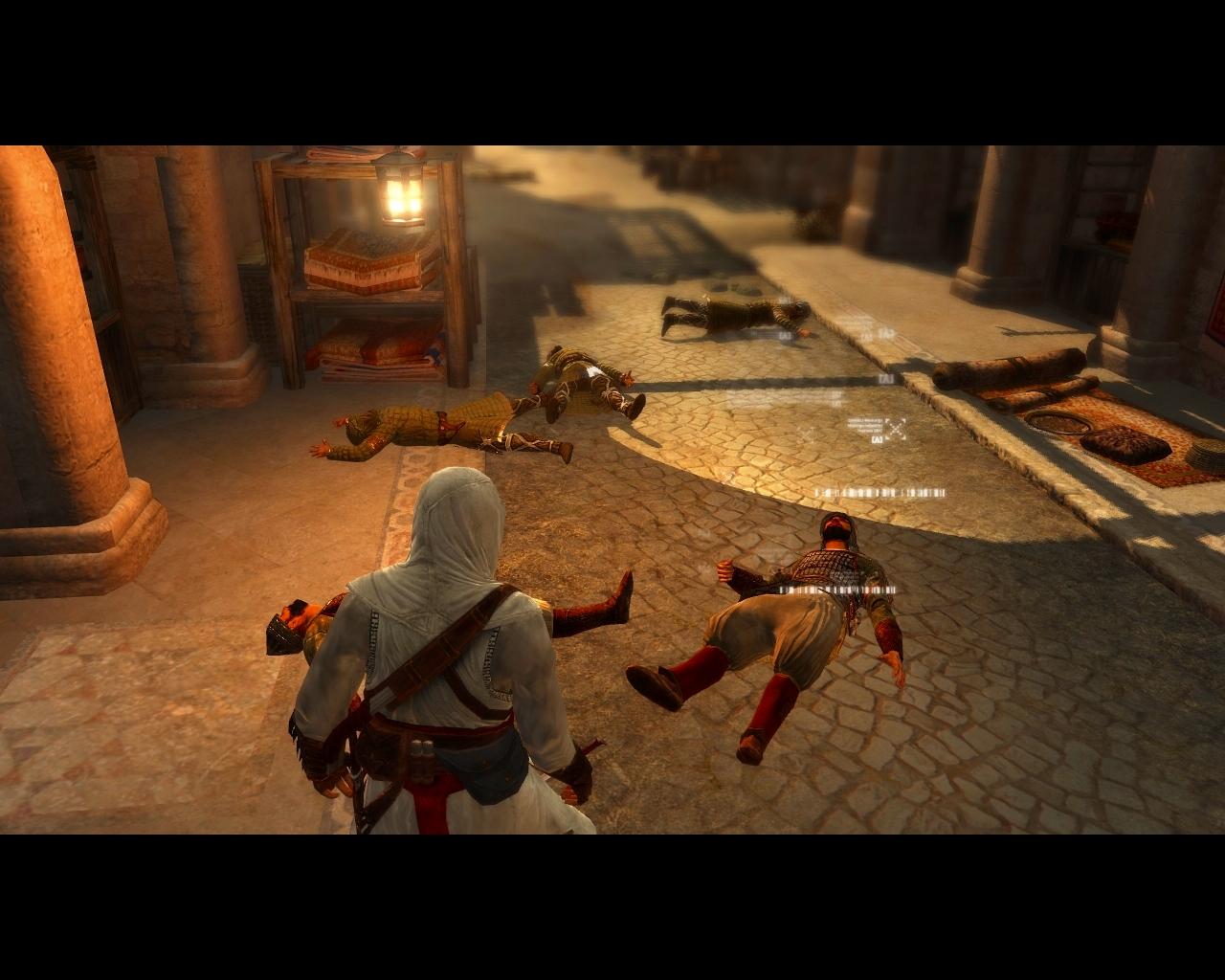 dead hideaway assassins creed - HD1280×1024