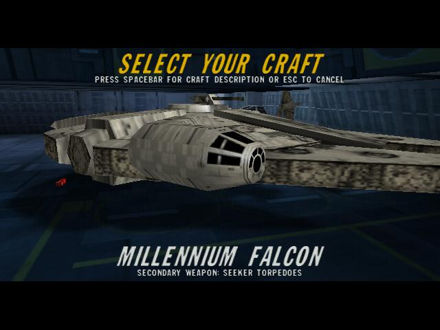 If you've ever played the original Rogue Squadron on PC/N64, then you'll be used to it ;)
