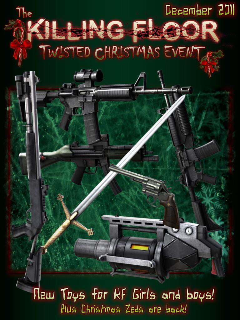 New Deadly Toys! image - Killing Floor - Mod DB