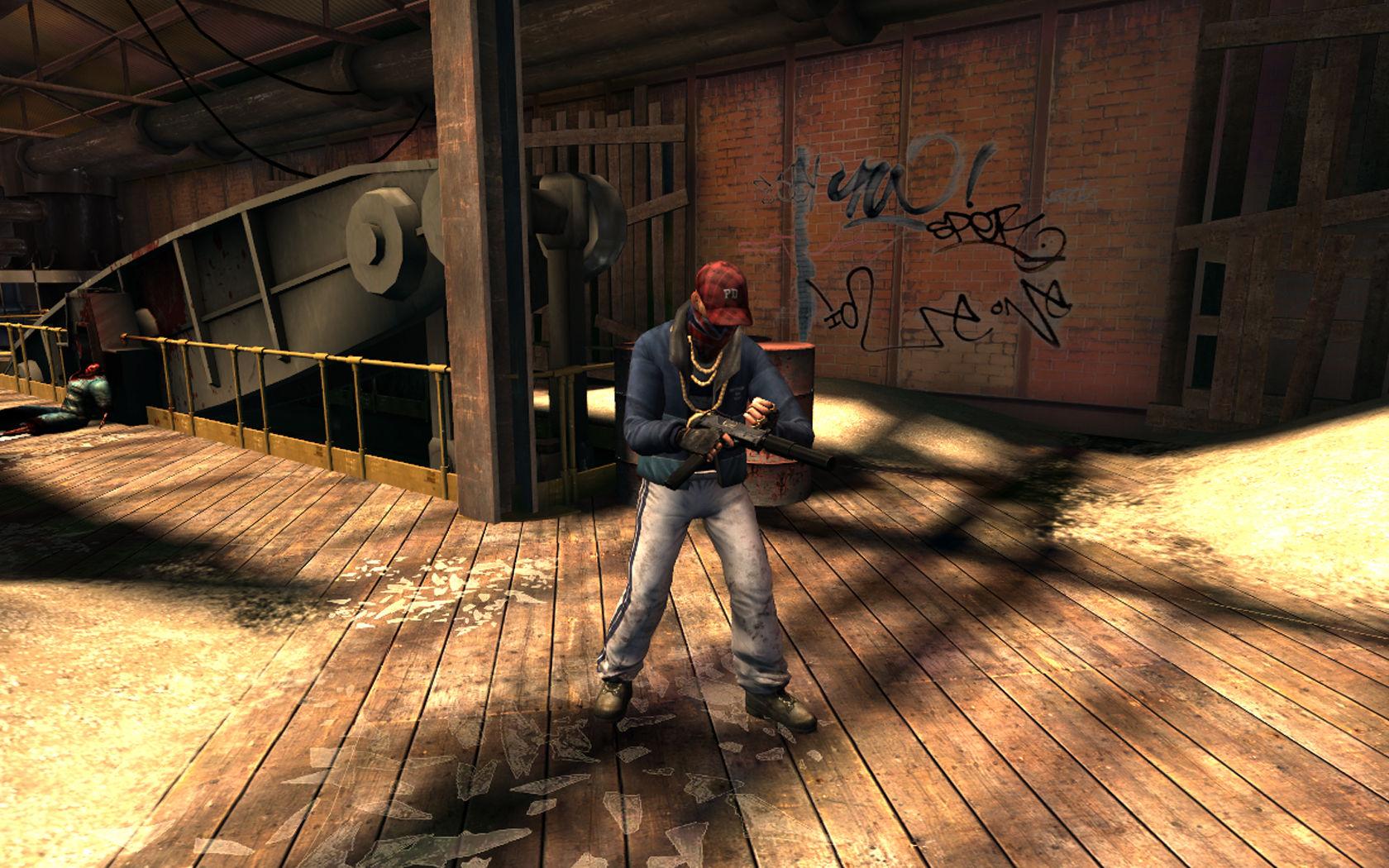 Kevo The Chav Image Killing Floor Mod Db