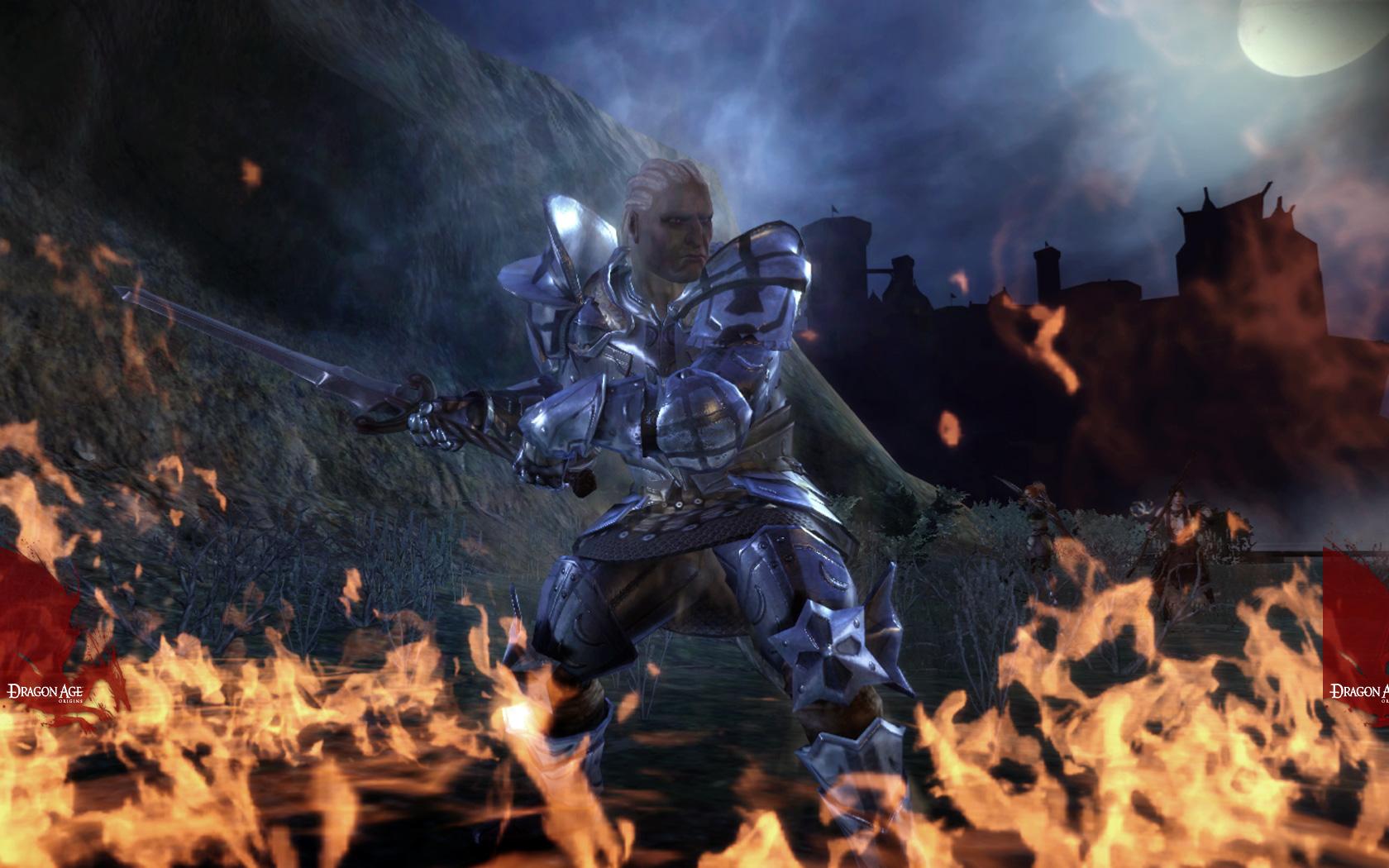 sten image - dragon age: origins - mod db
