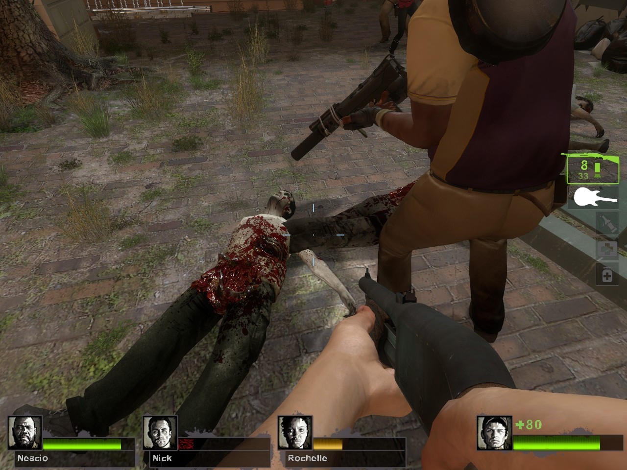 Ingame screenshots+ many gore and blood image - Left 4 Dead 2 - Mod DB