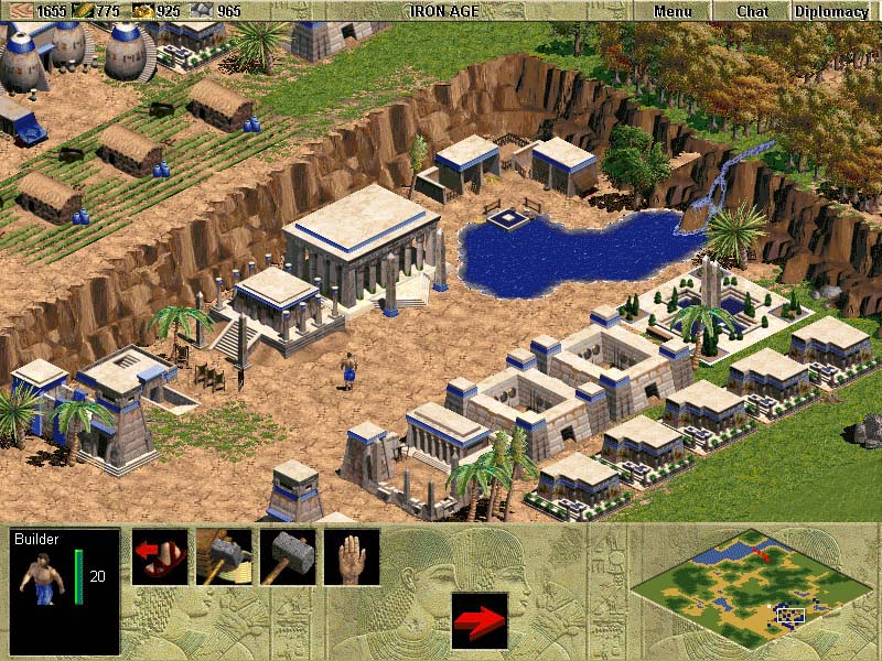 Age of Empires: The Rise of Rome - YouTube