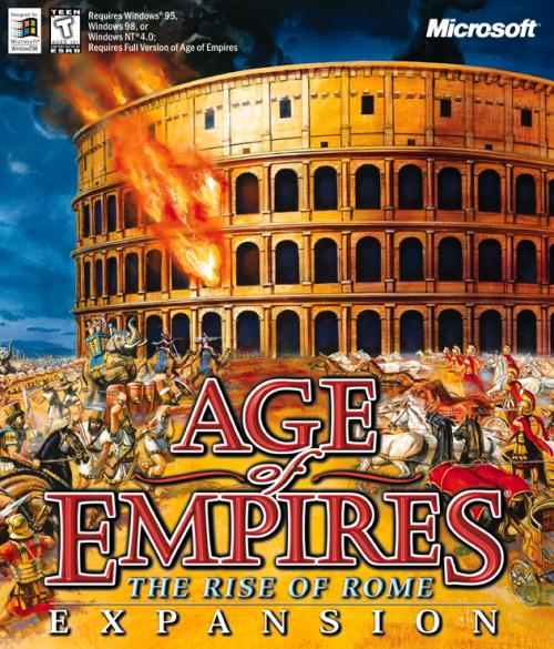 Download free Age of Empires - The Rise of Rome