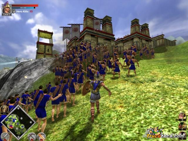 rise fall of ma 2 Rise & fall: civilizations at war is a detailed real-time strategy game that lets players completely command one of the four mightiest empires of the ancient world.