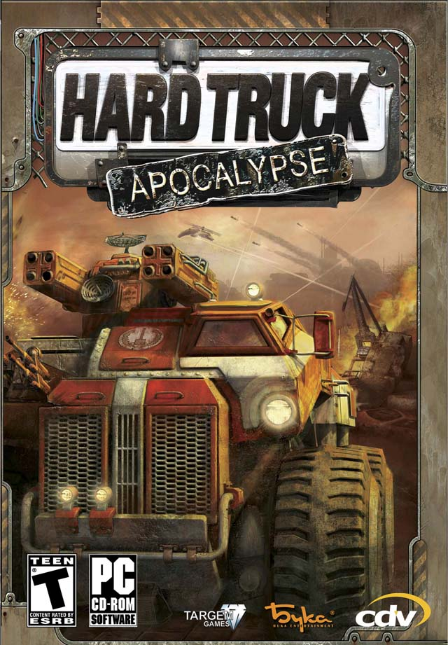 Car Driving Games >> Hard Truck Apocalypse Windows game - Mod DB