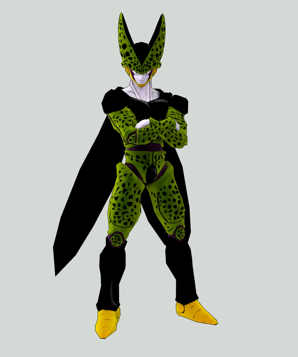 perfect cell how tall