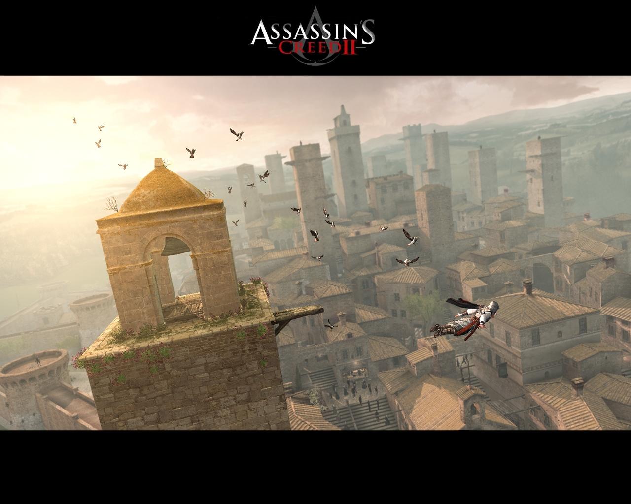 Leap Of Faith 2 Image Assassin S Creed Ii Mod Db