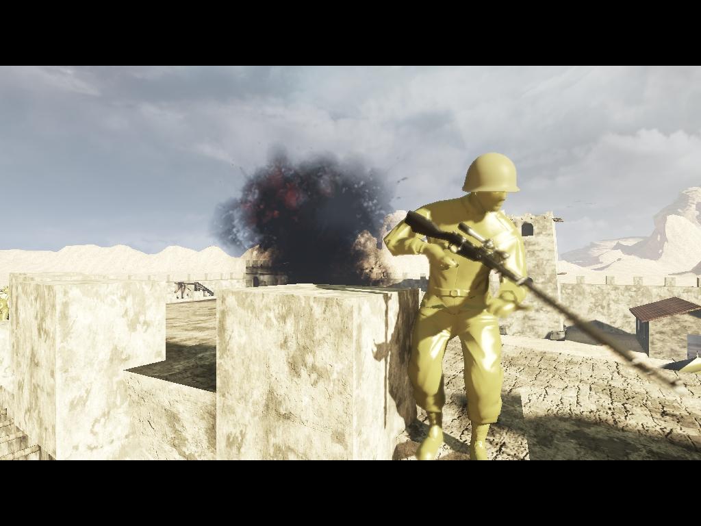Topic : ARMY MEN III ScreenShot