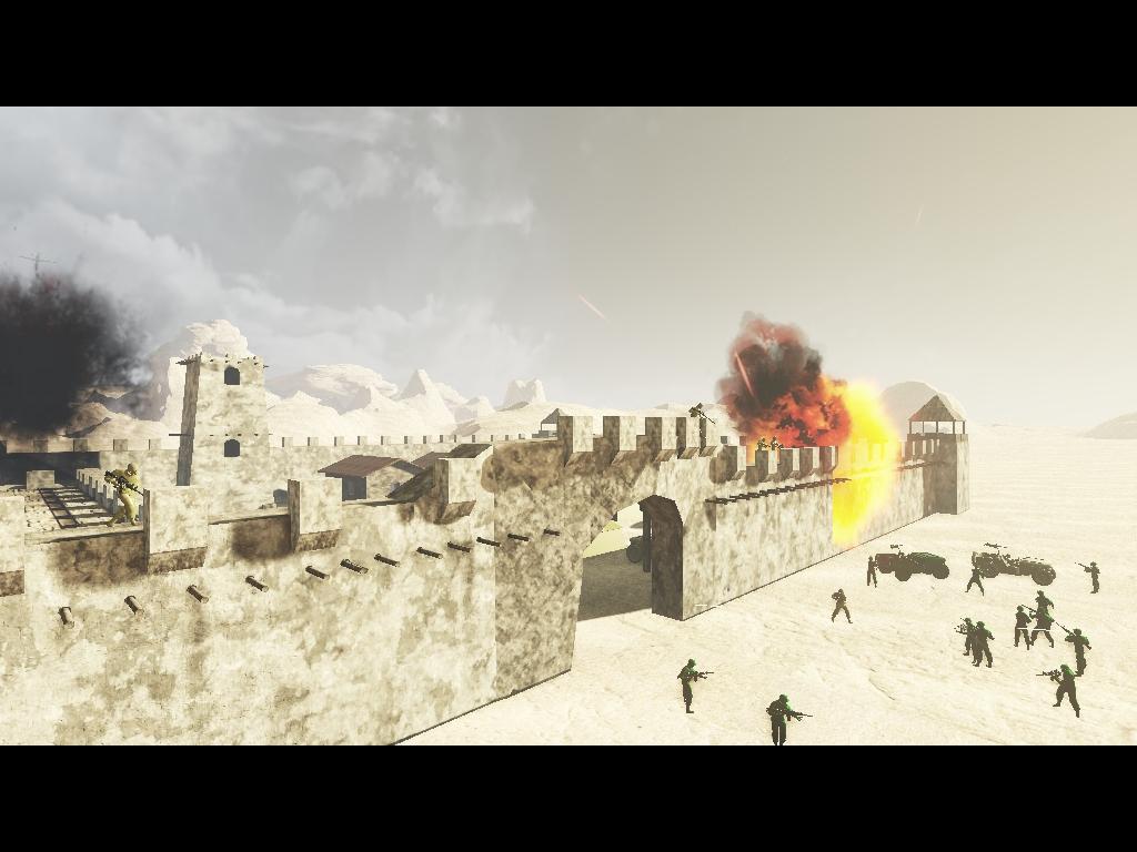 Topic : ARMY MEN III ScreenShot01.1