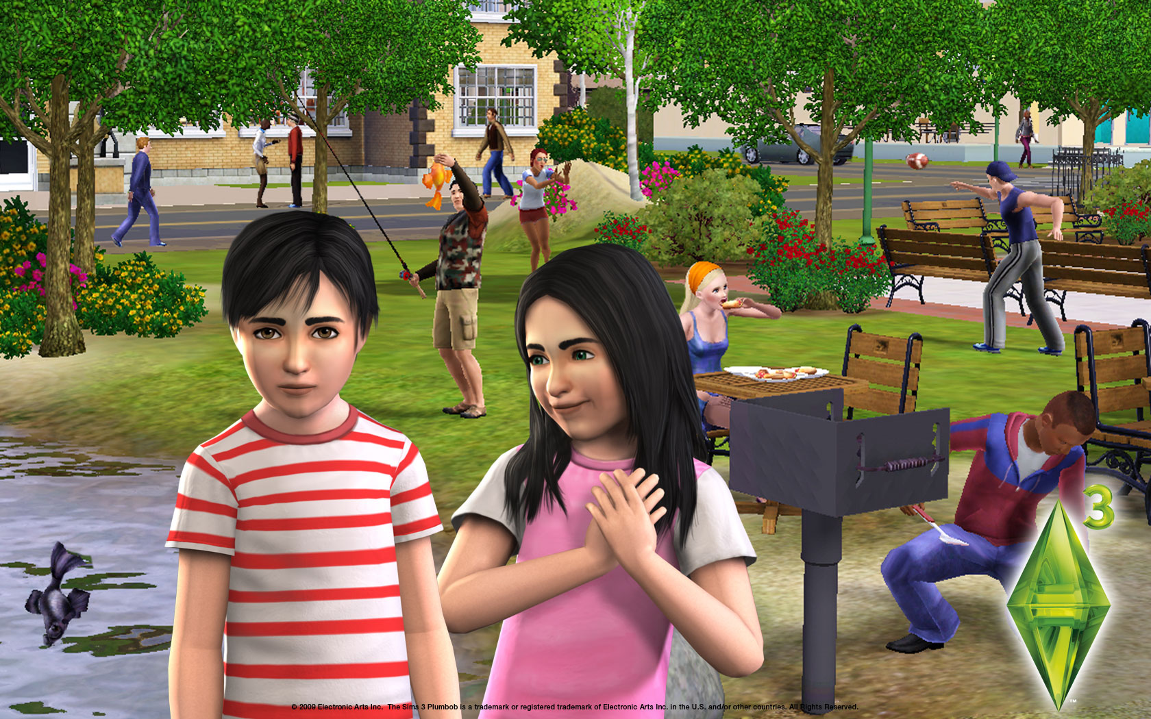 A screenshot image - The Sims 3 - Mod DB