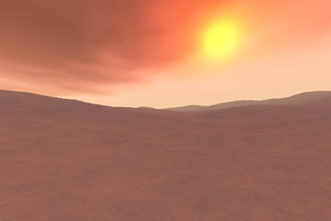 Class 5 Desert Planet