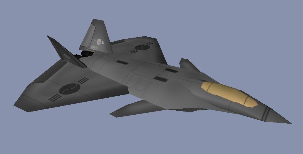 Korean Fighter-Bomber