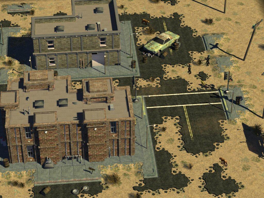 Van buren (fallout 3) windows game mod db.