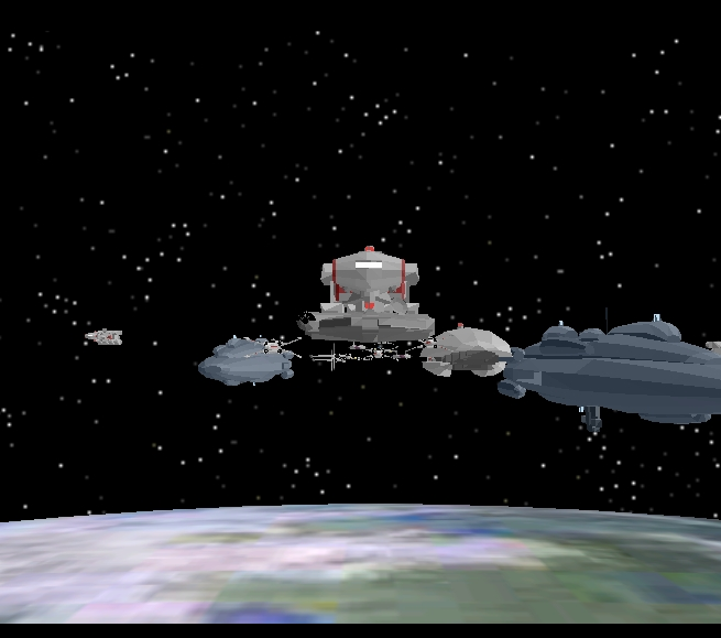 starwars  battle of endor windows game