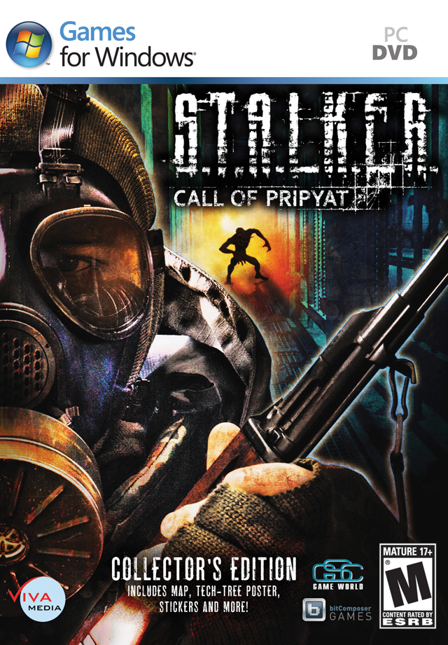 S.T.A.L.K.E.R.: Call of Pripyat (Repack/PC/2009)