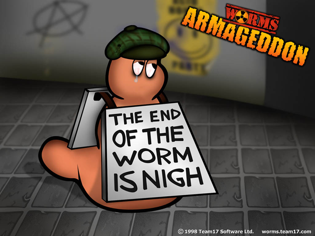 Скачать моды на worms armageddon