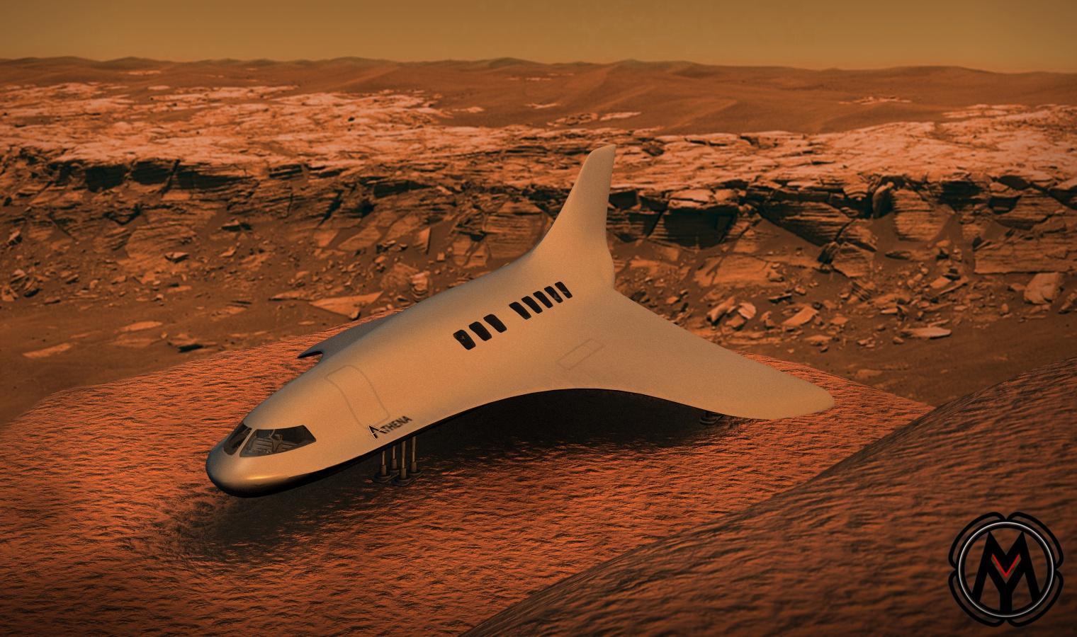 spacecraft sent to mars - photo #25