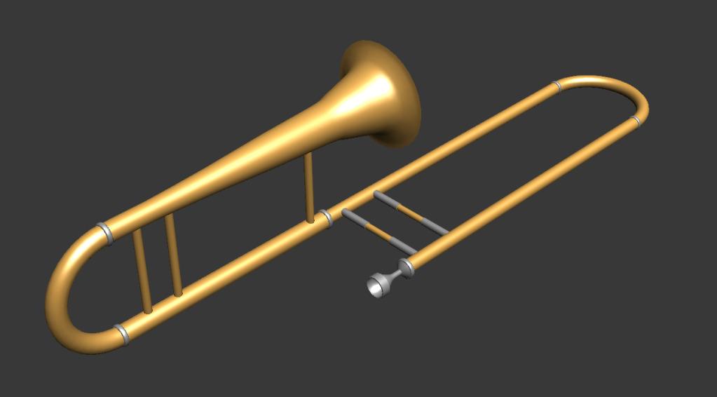 Trumbone Render