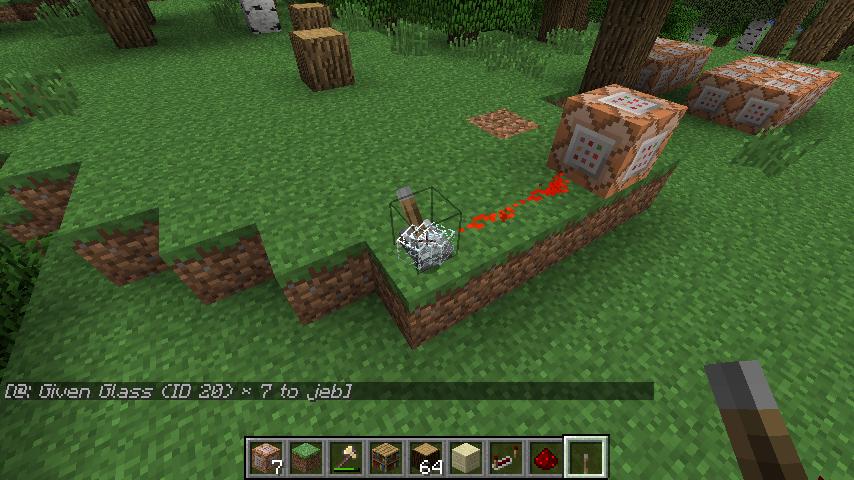 Adventure Mode Control Block image - Minecraft - Mod DB