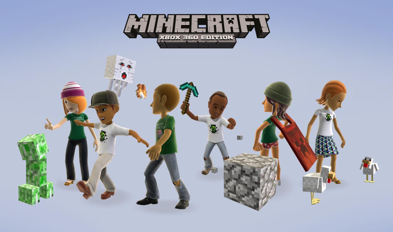 More Xbox Goodies! image - Minecraft - Mod DB