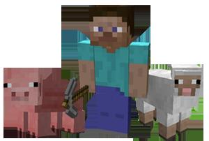 The best srever Minecraft in your world!