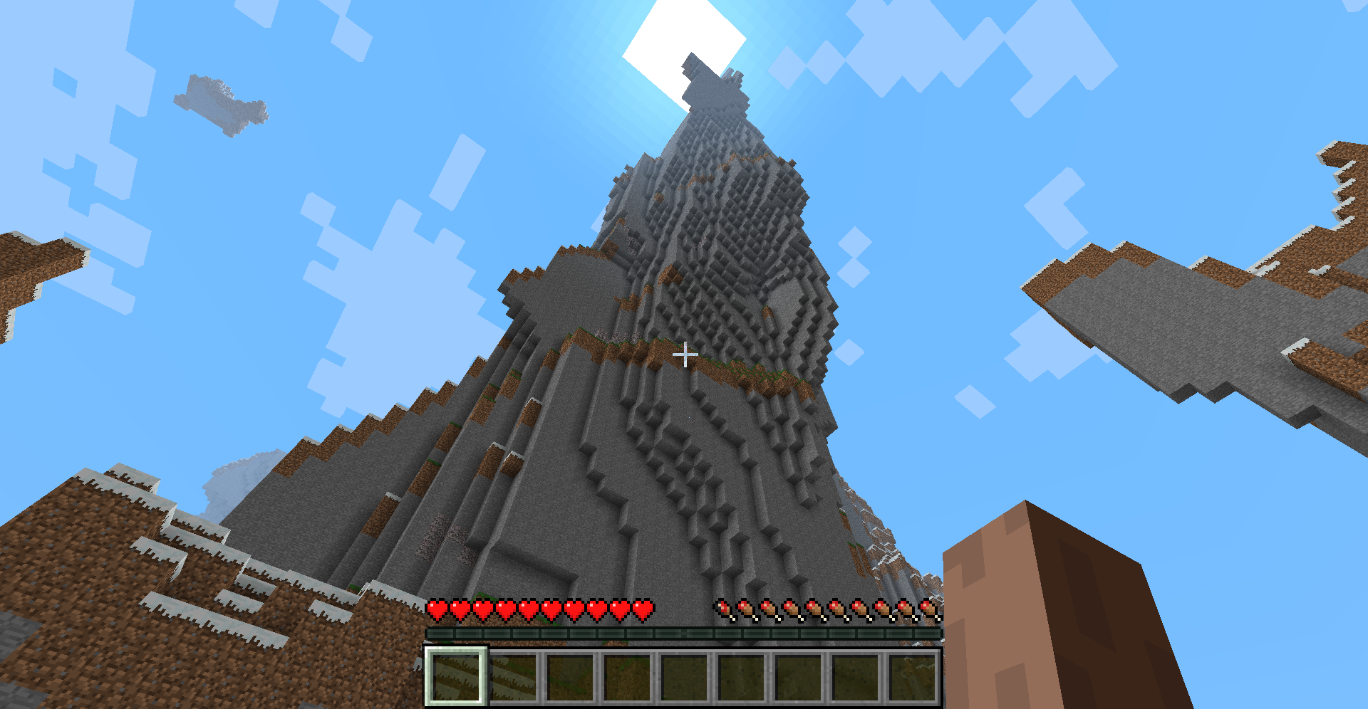 how to change your xp level in minecraft