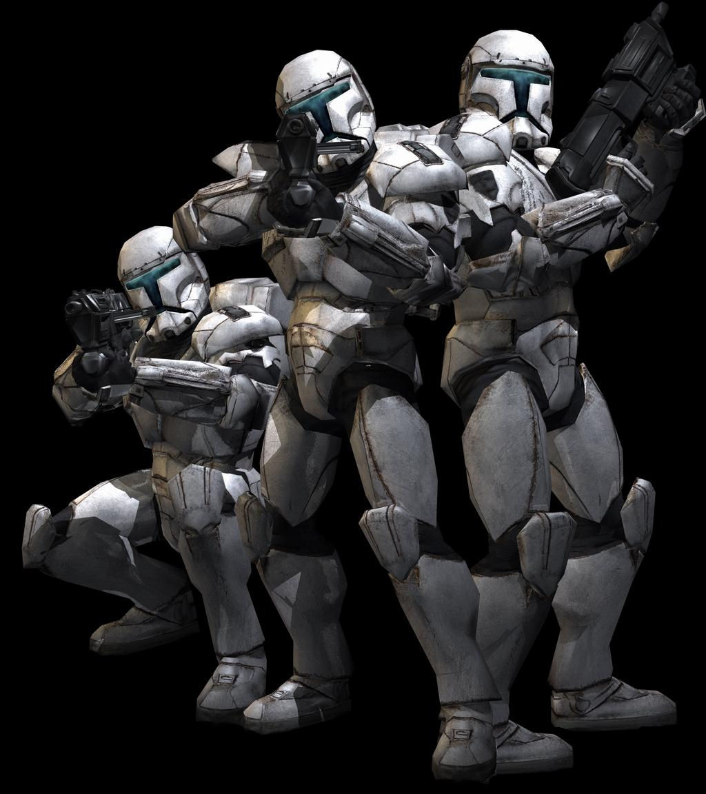 clone commando squad image - photo #3