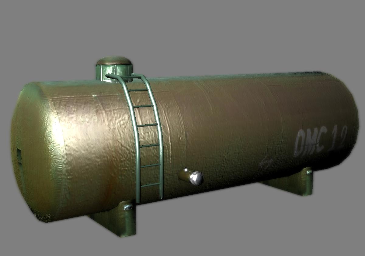 Oil Tank Image Reggae Speed Mod Db