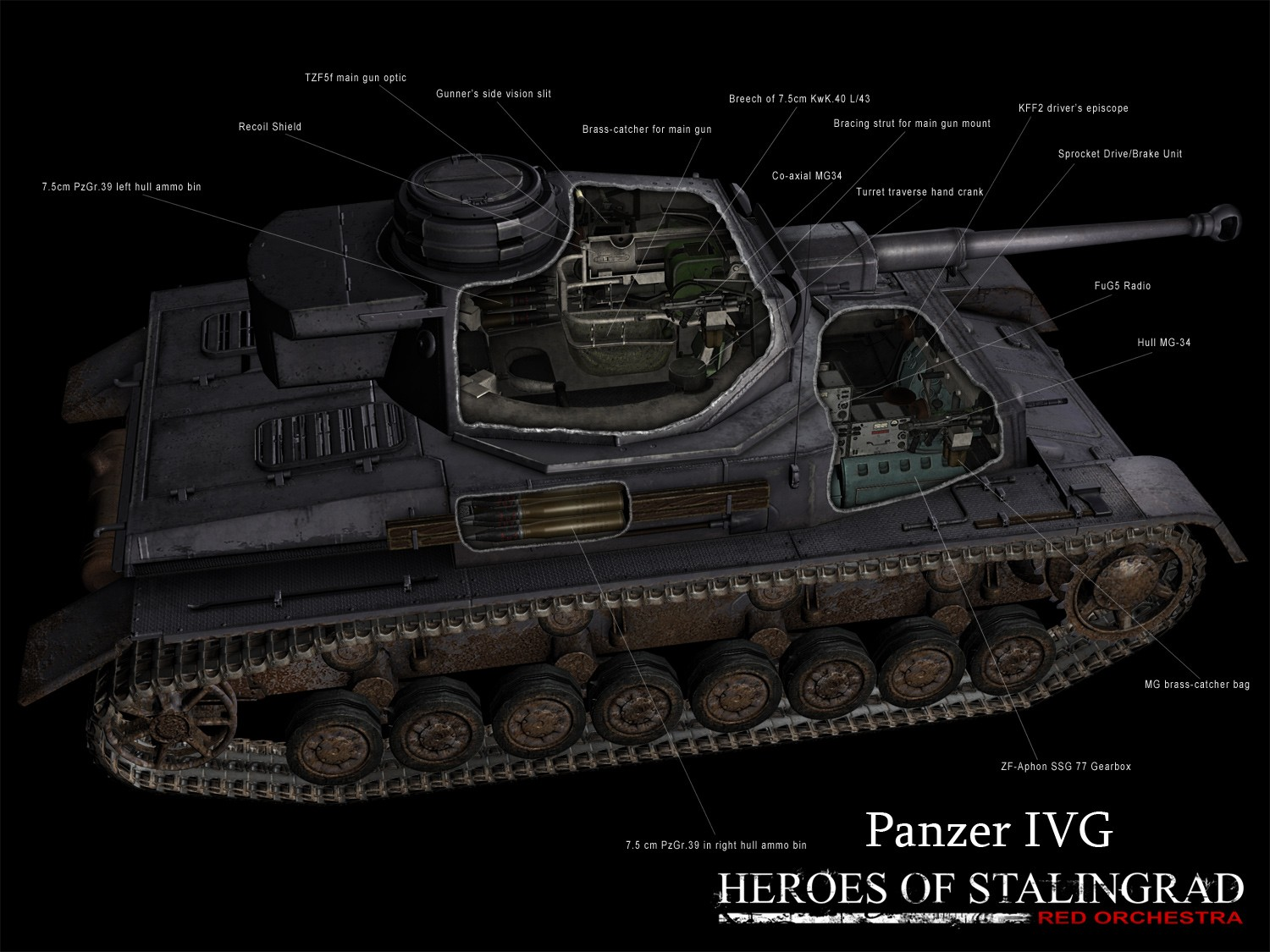 Heroes of Stalingrad Red Orchestra 2
