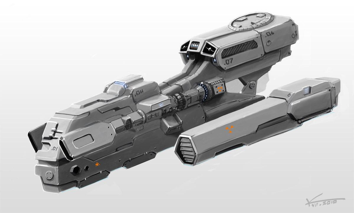 spacecraft concept - photo #3
