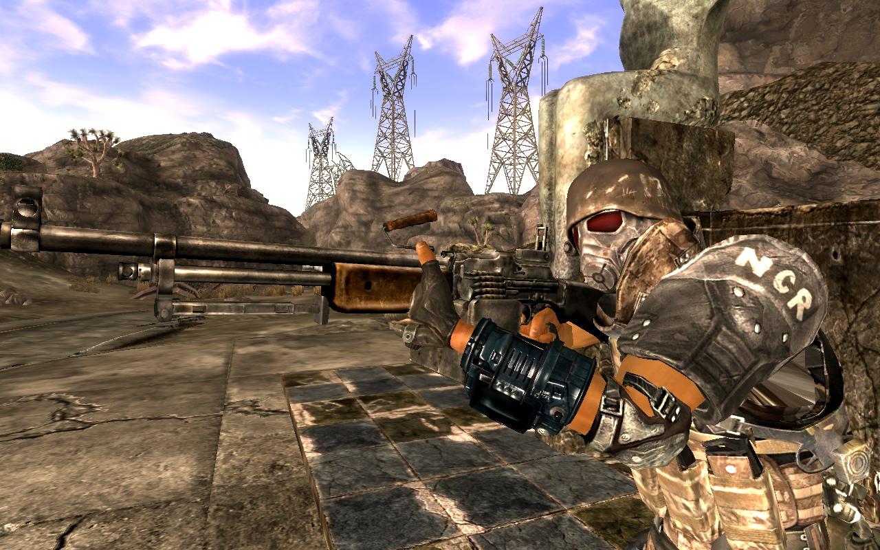 Ranger Image Fallout New Vegas Mod Db