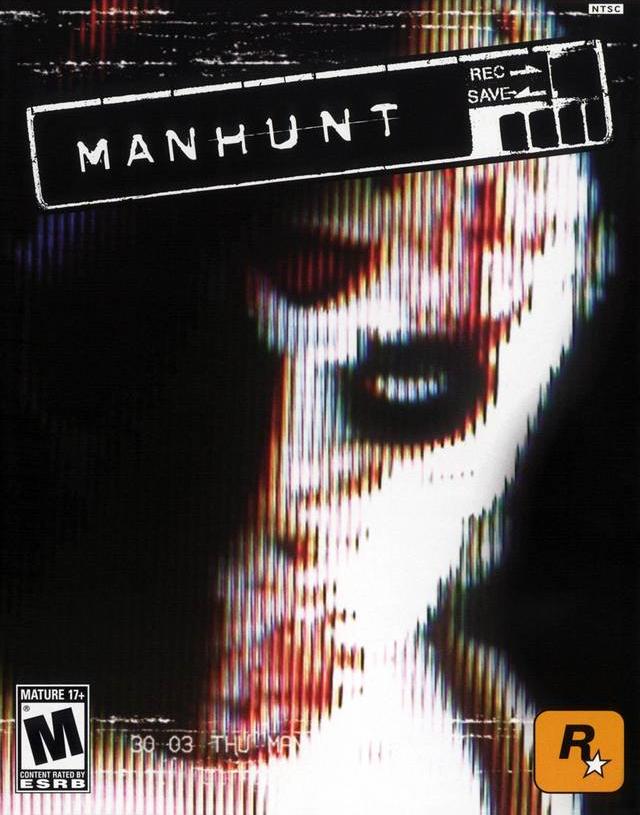 Manhunt Windows, XBOX, PS2 game