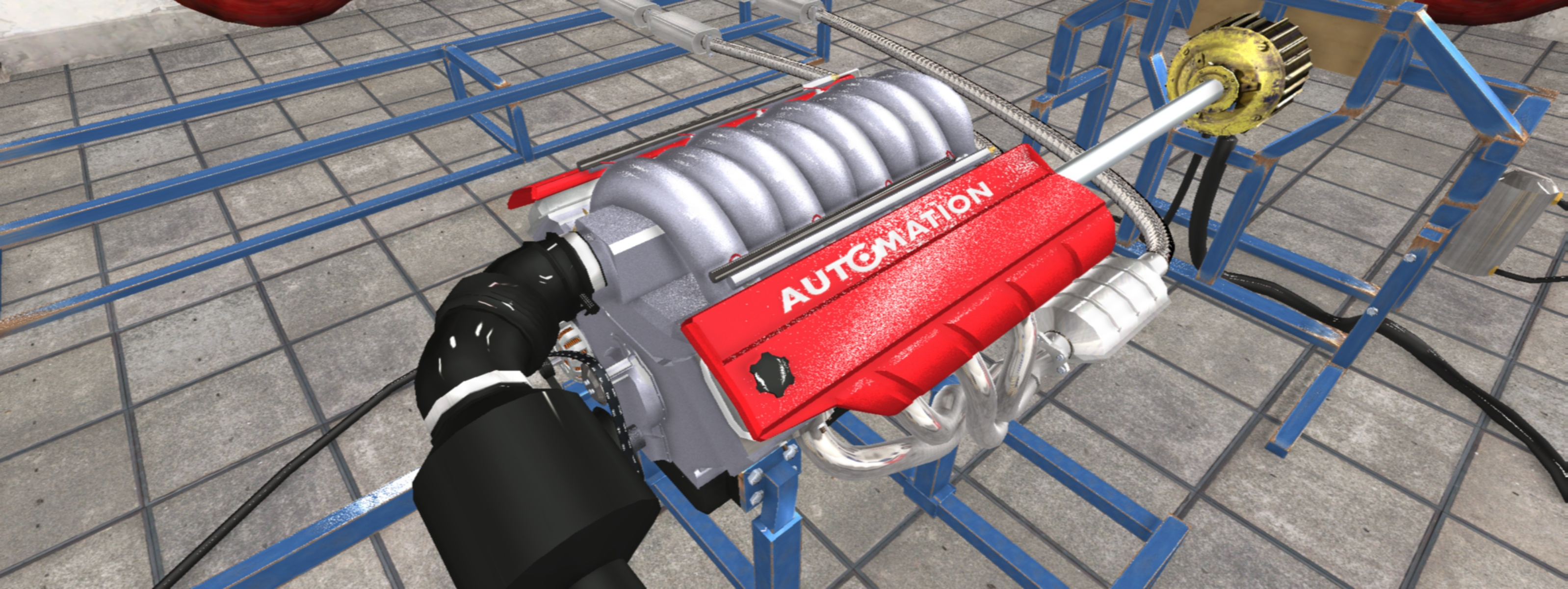 LS1 Style V8 image - Automation: The Car Company Tycoon Game - Mod DB