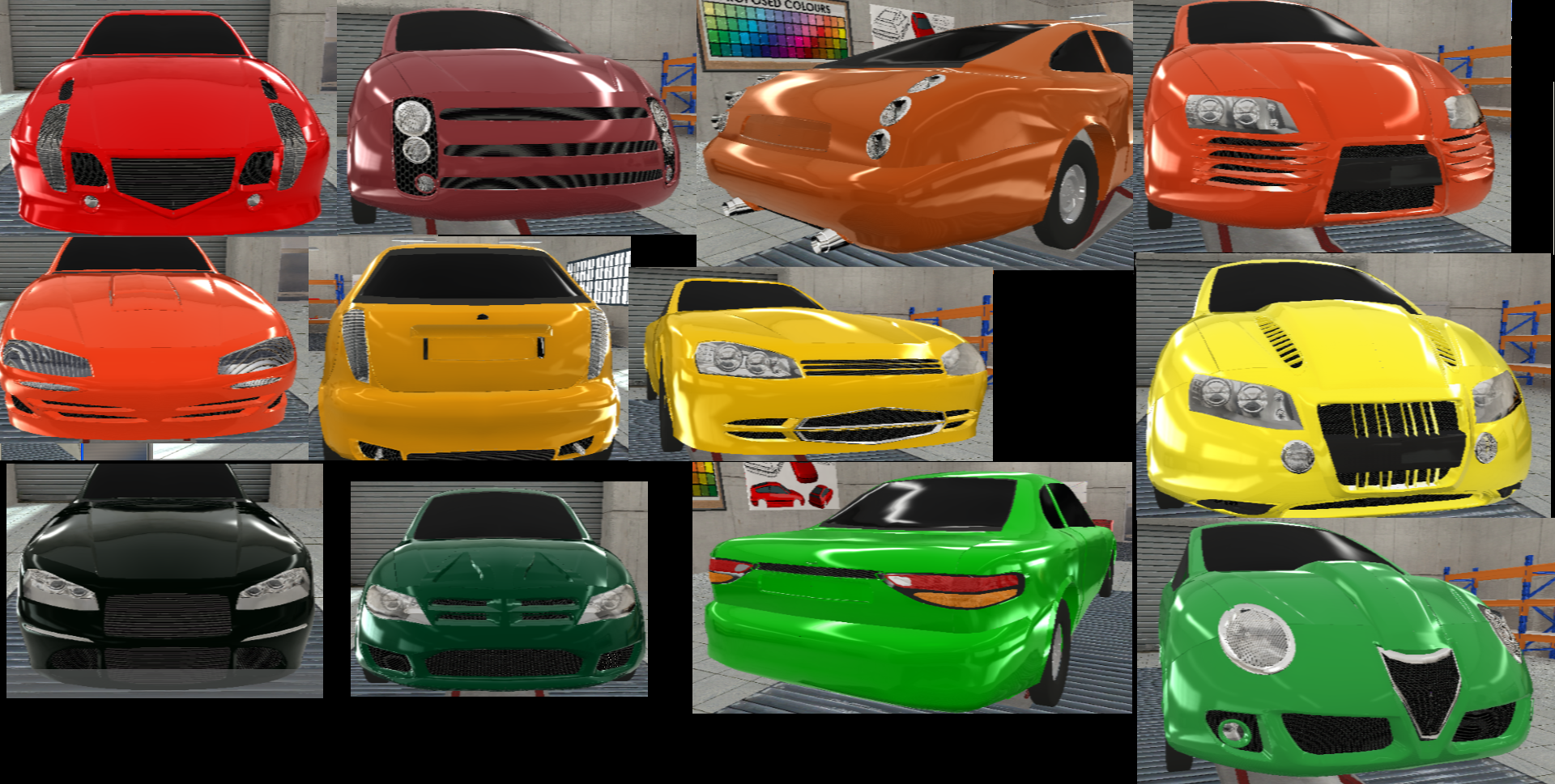 More Cars by Beta Tester Kubboz image - Automation: The Car Company