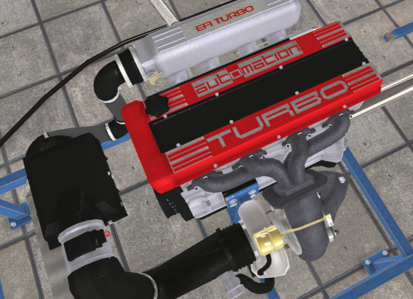 Engine Turbo Build Game Engine Free Engine Image For