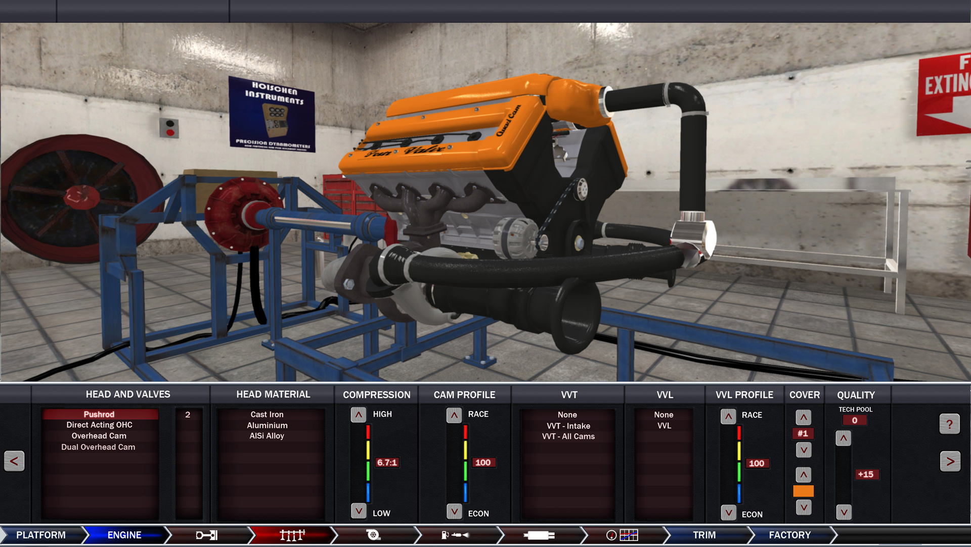 New UI Reskin Mockup image - Automation: The Car Company ...
