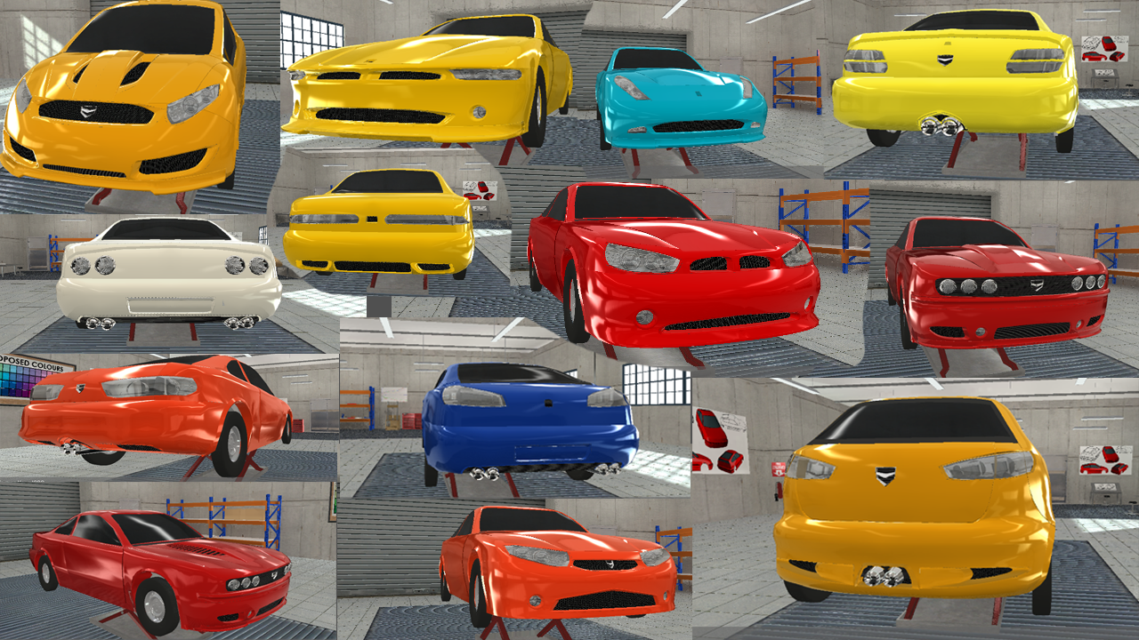 A selection of Car Designs image - Automation: The Car ...