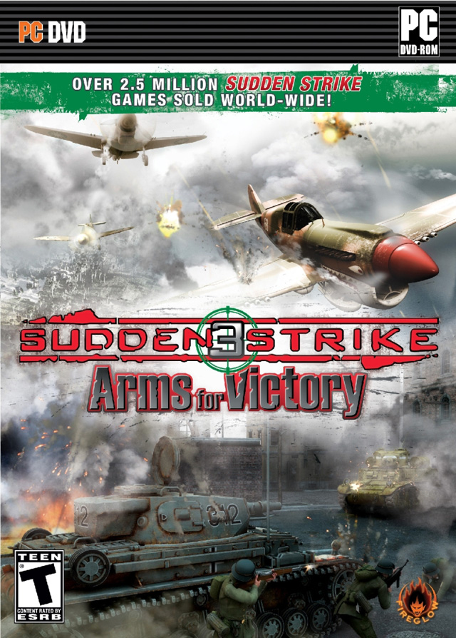 Sudden Strike 3: Arms for Victory Windows game - Mod DB